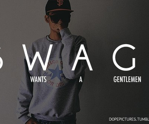 swag, boy, and she image
