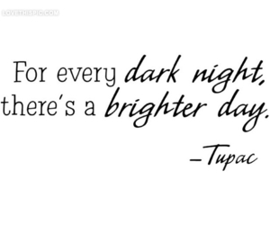 quote, tupac, and dark image