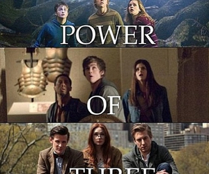 doctor who, grover, and harry potter image