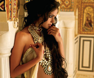 hair, indian, and pretty image