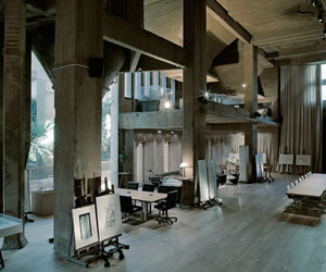 residence, workspace, and ricardo bofill image