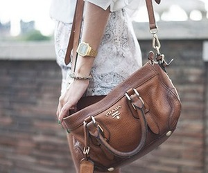 fashion, girl, and handbag image