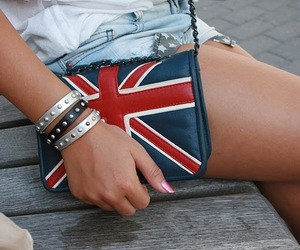 bag and england image