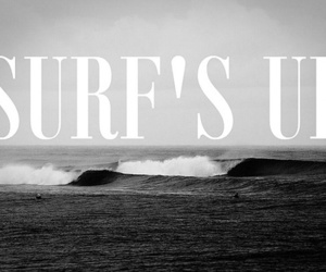 Dream, surfing, and wave image