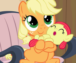 baby, my little pony, and young image