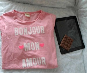 apple, bonjour, and chocolate image