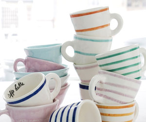 cups, dishes, and strips image