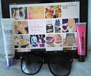 glasse, mine, and picutre image
