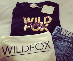 fashion, style, and wildfox image