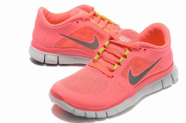 nike free run 5.0 hot punch