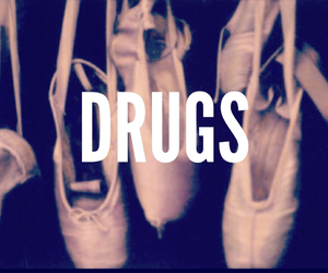 drugs and pointe image