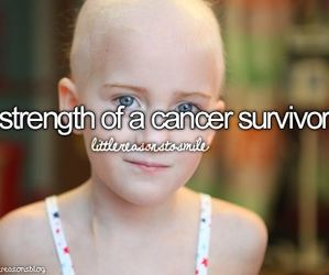 cancer, survivor, and little reasons to smile image