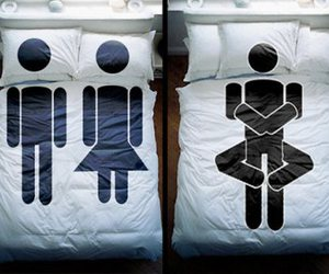 bed, boy, and sex image