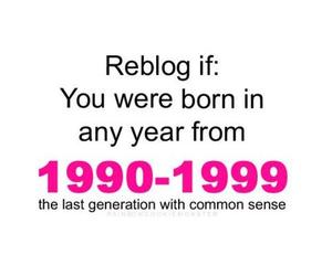 1990 and generation image