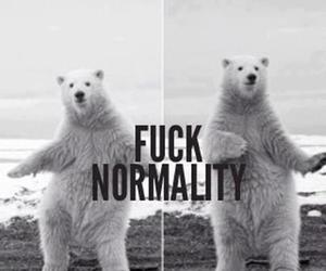 awesome, dancing, and normality image