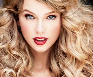 Taylor Swift and blond bitch image