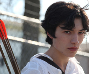 ezra miller and kevin image