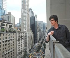 logan lerman, boy, and city image