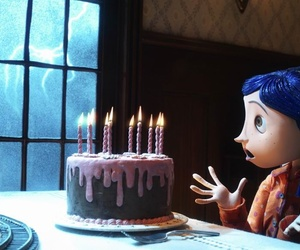 coraline and cake image