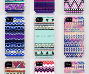 colorful, patterns, and iphone cases image