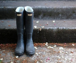boots, shoes, and hunter boots image