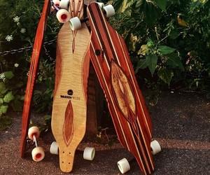 longboard, longboarding, and passion image