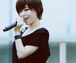 asian, brown eyed girls, and gain image