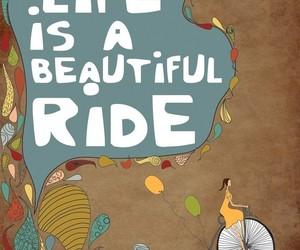 beauty, biking, and cycling image