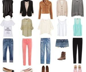 airport and outfit image