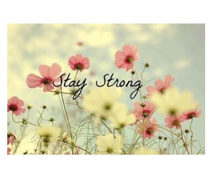 love, strong, and stay image