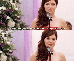 brooke davis, change, and haley james scott image