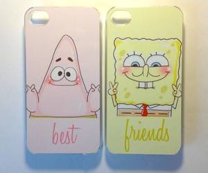best friends, yellow, and bob image