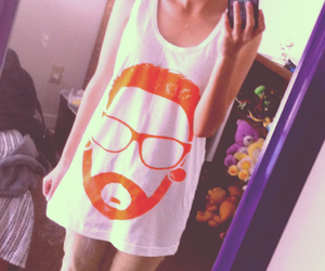 mmf, tank top, and memphis may fire image
