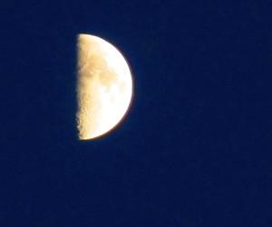 blue, cielo, and luna image