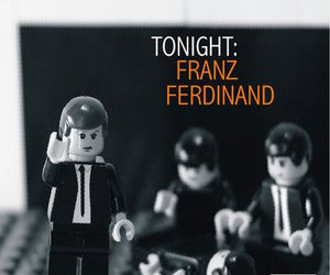 franz ferdinand and lego image