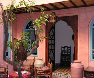 holiday, house, and marrakech image