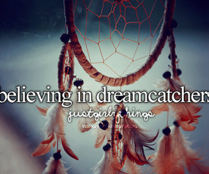 Dream, dreamcatcher, and believe image