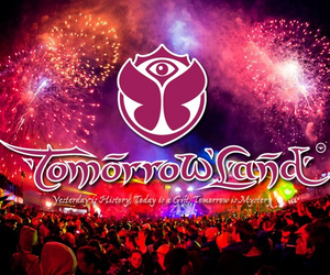 Tomorrowland and dj image