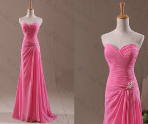 cocktail dress, evening dress, and prom dress image