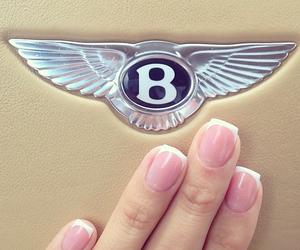 nails, Bentley, and car image