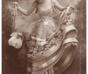 dress and vintage image