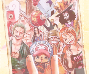 one piece, sanji, and franky image