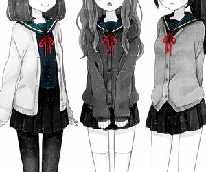 anime, manga, and kawaii image