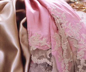 lace and pink image