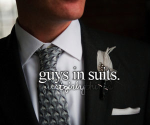 suit, guy, and boy image