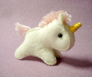 unicorn, cute, and toy image