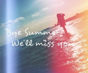 summer and bye image