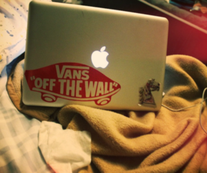 light, mac, and vans image