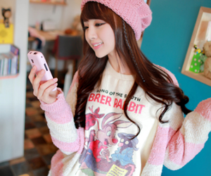 clothes, korea, and kfashion image