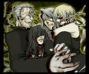 anderson, hellsing, and fanart image